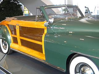 A trip to the Walter P. Chrysler Museum.