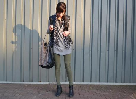 Outfit | Layering Up