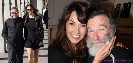Robin Williams Married!
