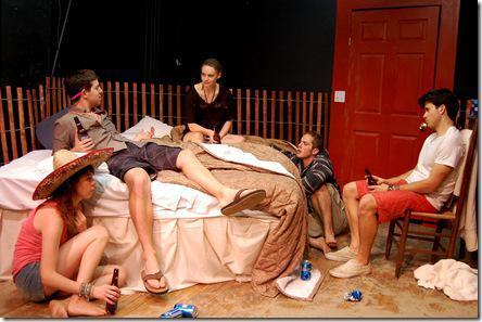 Review: twentyone (Side Project Theatre)