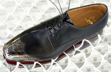 men studded loafers - Holiday Shoes for Men: Christian Louboutin - Paperblog