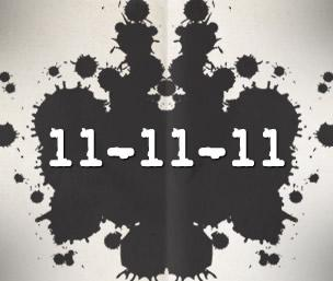 11/11/11 – A Day that Arrives Once a Century