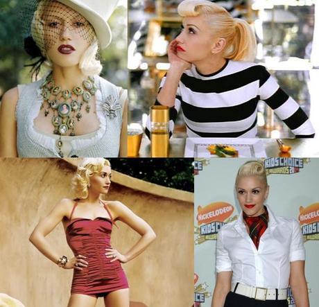 RETRO GWENFab Find Friday: Gwen Stefanis Retro Good Looks