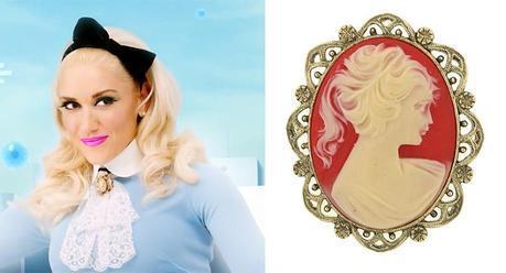 Gwen CameoFab Find Friday: Gwen Stefanis Retro Good Looks