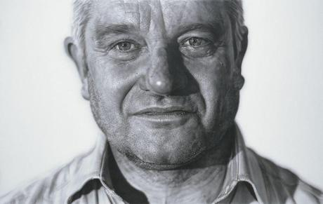 National Portrait Gallery - Jason Brooks - portrait of biochemist Paul Nurse