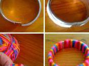 Wool Bangle Craft Project