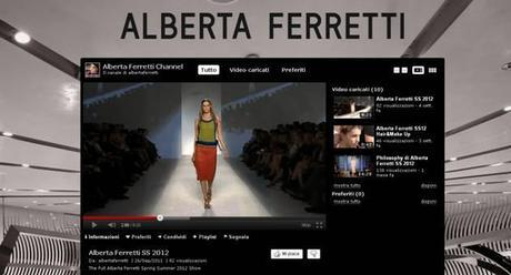 Alberta Ferretti & Weibo
