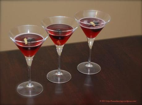 Chambord Cocktail Showdown: The Raspberry Bombshell vs. The Dream Angel Martini