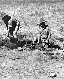 Darwin Diggers to be Remembered