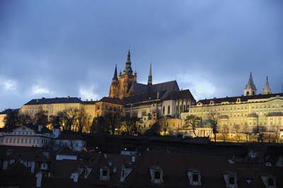 Prague:  Old World Food and Culture