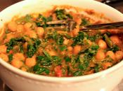Easy Indian Meal: Channa Saag Curry