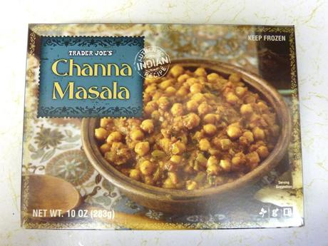 Easy Indian Meal: Channa and Saag Curry