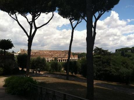 When in Rome: The Colosseum and The Palatine Hill