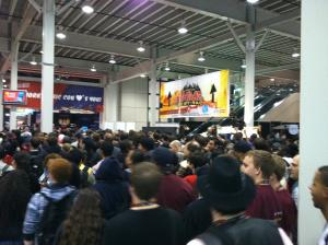 On New York Comic Con and a State of the Site Address – The Antiscribe Attends