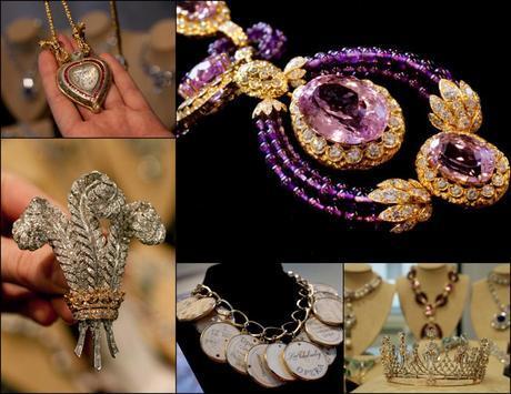 Christie's to Auction Liz Taylor Jewels Online