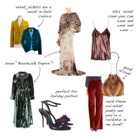 Design: Wear This Now – Velvet