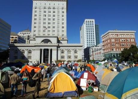 Occupy Oakland raided in early morning eviction; where now for protest?