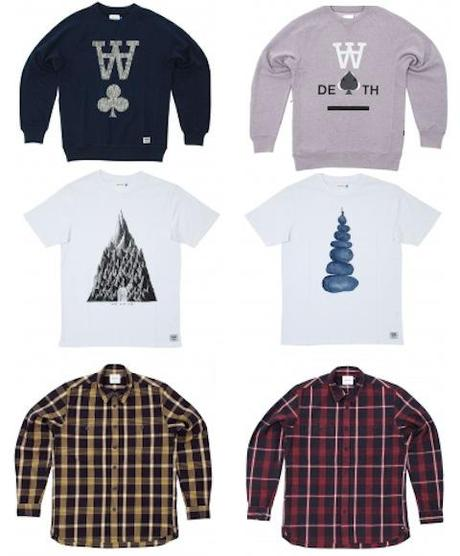 Wood Wood Winter Collection