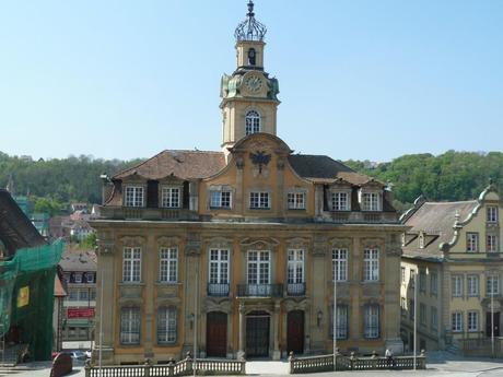 schwaebisch hall town hall