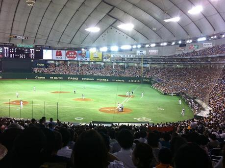"Electric ""Hero Car"" at Yomiuri Giants Games Saved Energy"