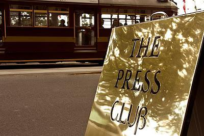 The Press Club - distinctly impressive