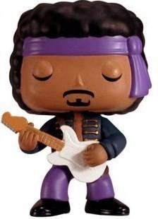 Purple Haze - Jimi Hendrix for Funko Pop Rocks vinyl figures