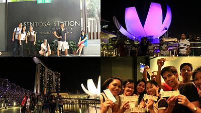 Singapore: Touring while Learning Adventure
