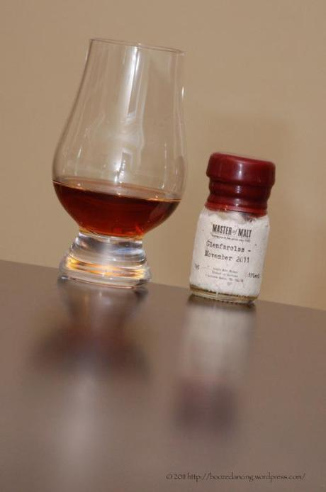 Whisky Review – Glenfarclas Movember 2011