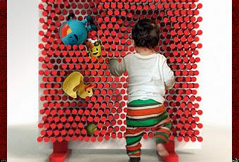 Pin Pres Interactive Wall Kids Toy Paperblog