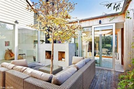 Mikael Persbrandt's summer house is for sale