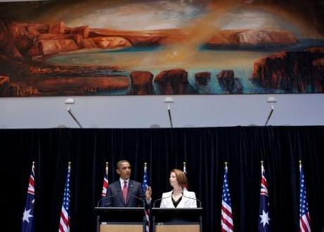 Obama forges new special relationship with Australia, makes Asia-Pacific a 'top priority' with military presence