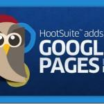 Hootsuite Google+ Pages