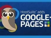 Hootsuite: Google+ Pages Dashboard