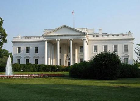 Don't shoot the President! Young republican in Twitter row over White House shooting comments