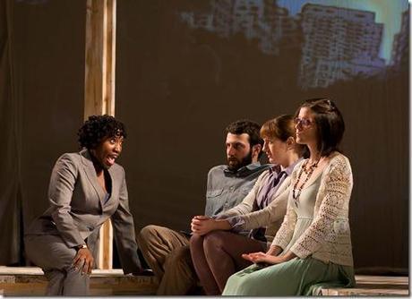 Review: Five Flights (Immediate Theatre)