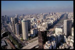 Buenos Aires Aerial 300x200 How to Secure an Internship in South America