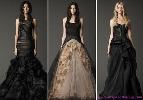 Vera Wang: Giving Gothic Wedded Bliss