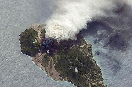 Most Incredible Volcanic Eruptions Seen From Space