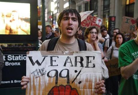 Occupy Wall Street: 300 arrested during Day of Action – do they still have a point?