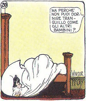 Little Nemo italiano