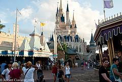 Disneyworld, Florida- learn english in miami