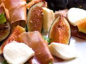 Parma Ham, Mozzarella Salad
