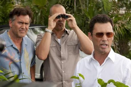 "Review #3145: Burn Notice 5.15: ""Necessary Evil"""