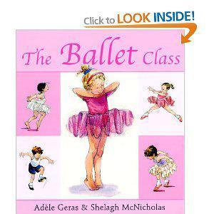 Book Sharing Monday:The Ballet Class