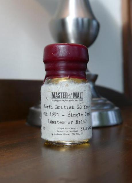 Whisky Review – North British 20 Year Old