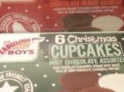 Fabulous Bakin' Boys Christmas Cupcake Range Product Review