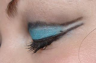 Blue Cut Crease
