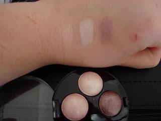 MUA Swatches and what i think so far