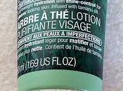 Body Shop Tree Skin Clearing Lotion