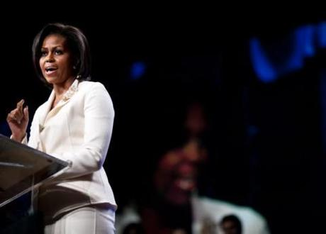 First Lady Michelle Obama booed at NASCAR race in Florida